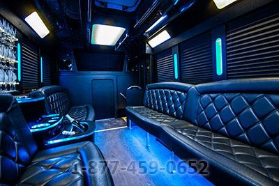 Party Bus Georgina