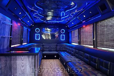 Party Bus Parry Sound