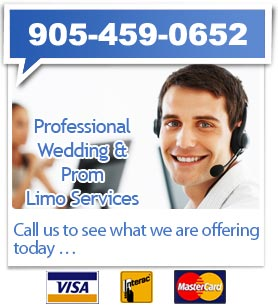 Wedding Limo Mississauga