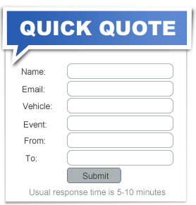 Free Quotes for Wedding Limo Packages